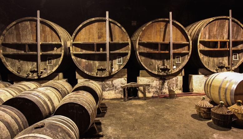 Futs de cognac Normandin Mercier