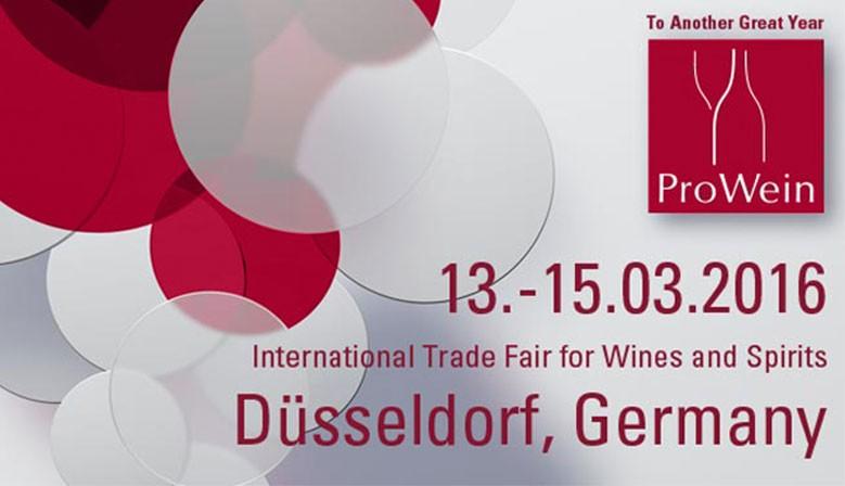 ProWein International Trade Fair 2016